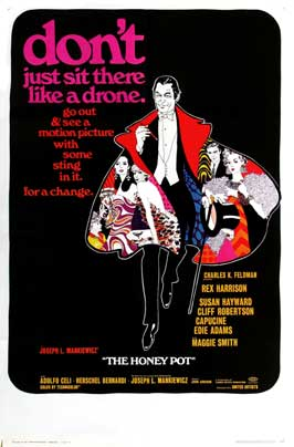 The Honey Pot - 11 x 17 Movie Poster - Style C