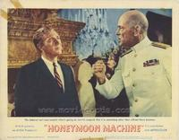 The Honeymoon Machine - 11 x 14 Movie Poster - Style A