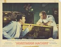 The Honeymoon Machine - 11 x 14 Movie Poster - Style B