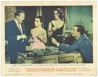 The Honeymoon Machine - 11 x 14 Movie Poster - Style E