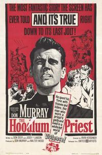 The Hoodlum Priest - 11 x 17 Movie Poster - Style A