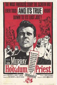 The Hoodlum Priest - 27 x 40 Movie Poster - Style A