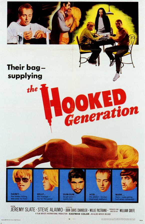 The Hooked Generation movie