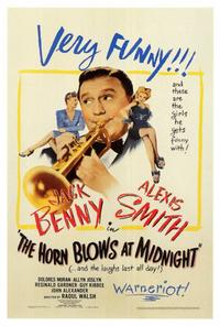 The Horn Blows at Midnight - 27 x 40 Movie Poster - Style A