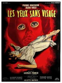 The Horror Chamber of Dr. Faustus - 11 x 17 Movie Poster - French Style B