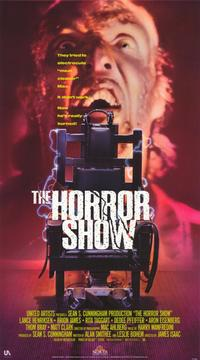 The Horror Show - 11 x 17 Movie Poster - Style B