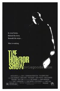 The Horror Show - 43 x 62 Movie Poster - Bus Shelter Style A