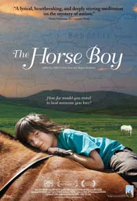 The Horse Boy - 43 x 62 Movie Poster - Bus Shelter Style A
