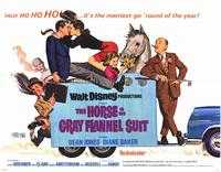 The Horse in the Gray Flannel Suit - 11 x 14 Movie Poster - Style A