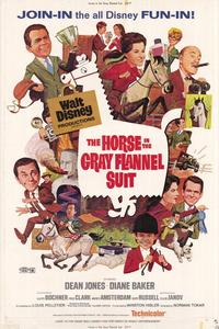 The Horse in the Gray Flannel Suit - 27 x 40 Movie Poster - Style A
