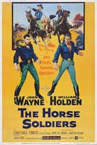 The Horse Soldiers - 27 x 40 Movie Poster - Style E