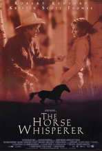 The Horse Whisperer - 27 x 40 Movie Poster - Style B