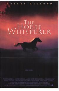 The Horse Whisperer - 43 x 62 Movie Poster - Bus Shelter Style A