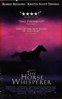 The Horse Whisperer - 27 x 40 Movie Poster - Style C