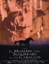 The Horse Whisperer - 27 x 40 Movie Poster - Spanish Style A