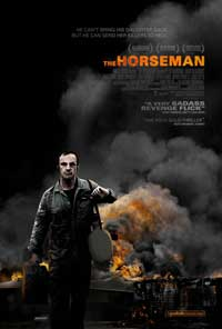 The Horseman - 11 x 17 Movie Poster - Style A