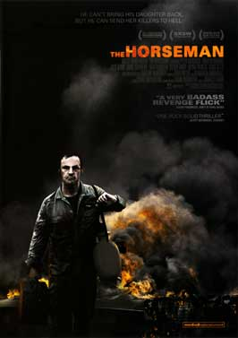 The Horseman - 43 x 62 Movie Poster - Bus Shelter Style A