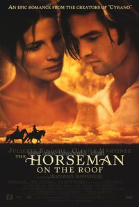 The Horseman on the Roof - 27 x 40 Movie Poster - Style B