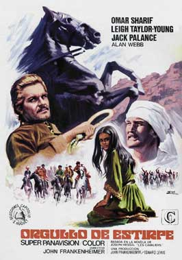 The Horsemen - 11 x 17 Movie Poster - Spanish Style A