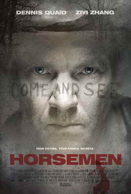 Horsemen , The - 11 x 17 Movie Poster - Style A