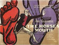 The Horse's Mouth - 43 x 62 Movie Poster - Bus Shelter Style A