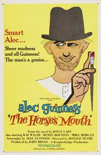The Horse's Mouth - 27 x 40 Movie Poster - Style B