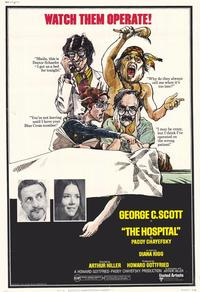 The Hospital - 11 x 17 Movie Poster - Style A