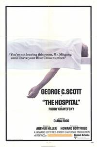 The Hospital - 11 x 17 Movie Poster - Style C