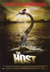 The Host - 43 x 62 Movie Poster - Bus Shelter Style A