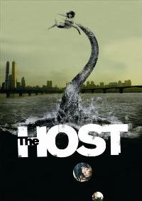 The Host - 43 x 62 Movie Poster - Bus Shelter Style B