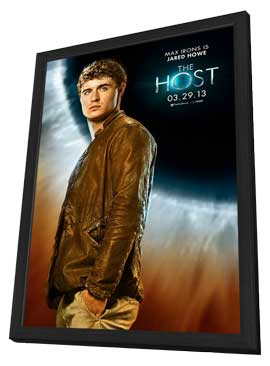 The Host - 27 x 40 Movie Poster - Style B - in Deluxe Wood Frame