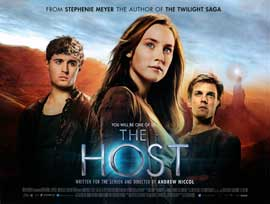 The Host - British Quad 30 x 40 - Style A
