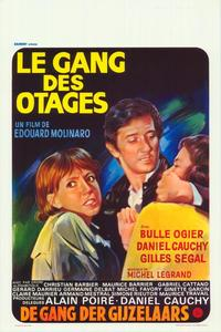 The Hostage Gang - 11 x 17 Movie Poster - Belgian Style A