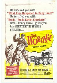 The Hostage - 27 x 40 Movie Poster - Style A
