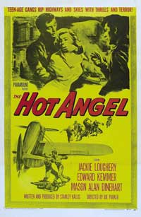The Hot Angel - 27 x 40 Movie Poster - Style A