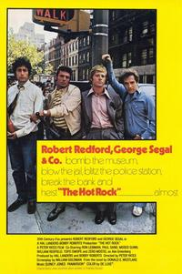The Hot Rock - 11 x 17 Movie Poster - Style A