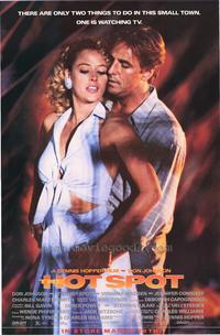 The Hot Spot - 11 x 17 Movie Poster - Style B