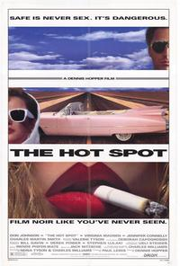 The Hot Spot - 43 x 62 Movie Poster - Bus Shelter Style A
