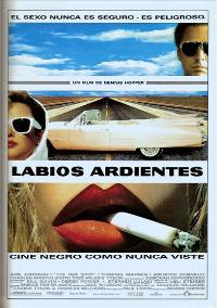 The Hot Spot - 27 x 40 Movie Poster - Spanish Style A