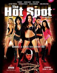 The Hot Spot - 11 x 17 Movie Poster - Style A