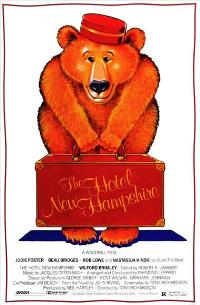 The Hotel New Hampshire - 11 x 17 Movie Poster - Style A