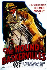 The Hound of The Baskervilles - 27 x 40 Movie Poster - Style A