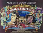 The Hound of the Baskervilles - 22 x 28 Movie Poster - Half Sheet Style B