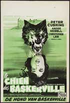 The Hound of the Baskervilles - 11 x 17 Movie Poster - Belgian Style A
