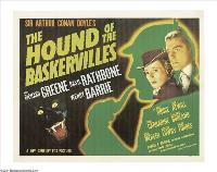 The Hound of the Baskervilles - 27 x 40 Movie Poster - Style B