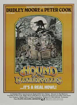 The Hound of the Baskervilles - 11 x 17 Movie Poster - Style F