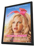 The House Bunny - 11 x 17 Movie Poster - Style B - in Deluxe Wood Frame
