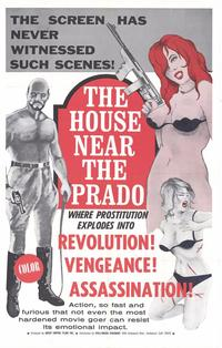 The House Near The Prado - 27 x 40 Movie Poster - Style A