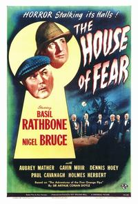 The House of Fear - 27 x 40 Movie Poster - Style A