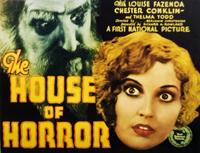 The House of Horror - 11 x 14 Movie Poster - Style A